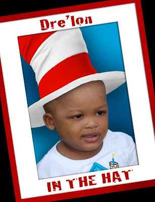 Cat in the Hat 1st Birthday