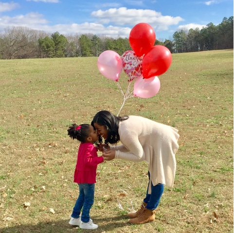 valentines day mother daughter mom mommy motherhood kennesaw mountain top black atlanta blogger