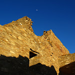 Ancestors' vibe - Chaco Canyon, New Mexico
