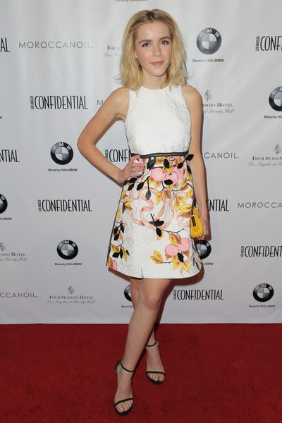 Kiernan Shipka Los Angeles Confidential Women