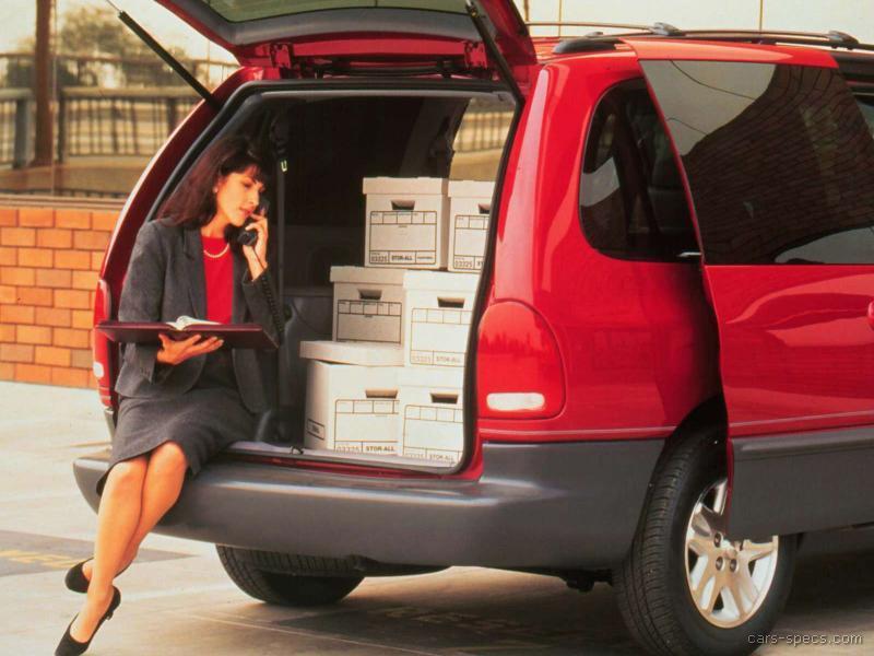 1996 Dodge Grand Caravan Minivan Specifications Pictures Prices