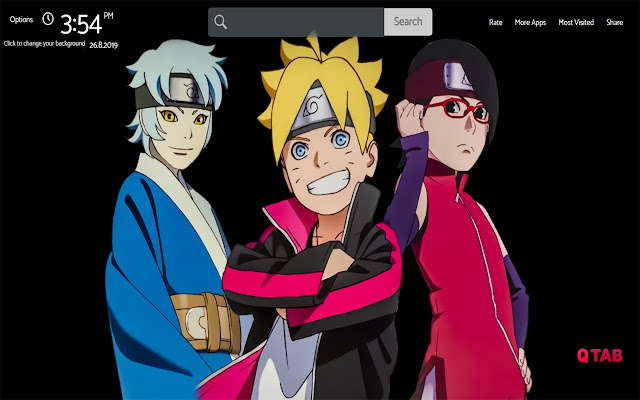Boruto: Naruto Next Generations HD Wallpapers