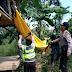 Temuan Mayat di Saung Rangon Palabuhanratu - Sukabumi