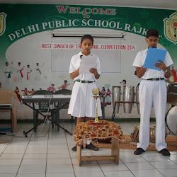 2014-08-23 Best Singer of the School - 2014