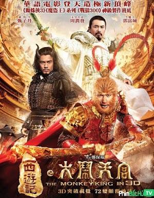 Phim Đại Náo Thiên Cung - The Monkey King (2014)
