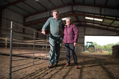 Farming couple seek new entrant to the industry