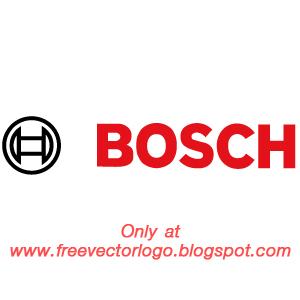 Bosch logo vector
