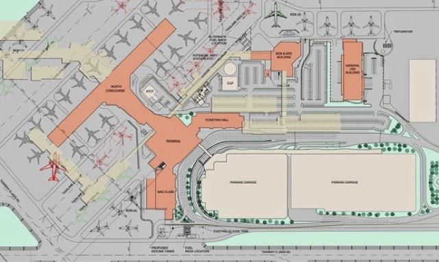 About Airport Planning Dallas Love Field Modernization Program