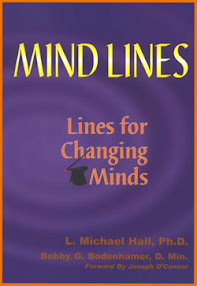 Cover of Michael Hall's Book Mind Lines Lines For Changing Minds