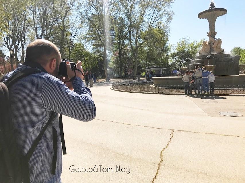Fotógrafos en Madrid