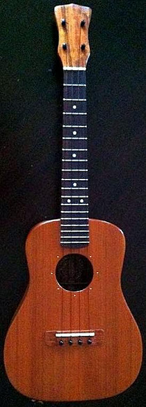 Ouja Valley Tenor Ukulele