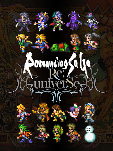 Romancing SaGa Re;univerSe screenshots 17