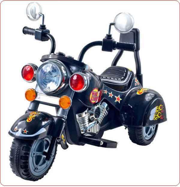 Xe mô tô điện cho trẻ em.