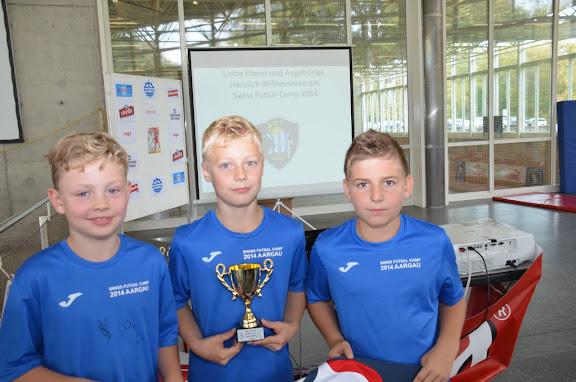 2014 Swiss AFM Futsal Camp Aargau