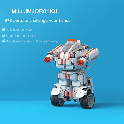 RM7837US 1 thumb%255B2%255D - 【海外】「XIAOMI Mitu DIY携帯電話制御ビル自己組立ロボット」「Thinkvape Box 133 DNA 250 TC Box Mod」「YiLoong Gorilla Box 3DプリントSquonkメカニカルBOX MOD」など