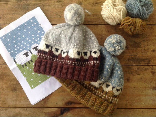 Donna Smith Designs The Baa Ble Hat Is Here