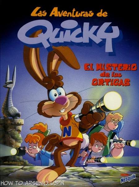 P00001 - Las Aventuras de Quicky