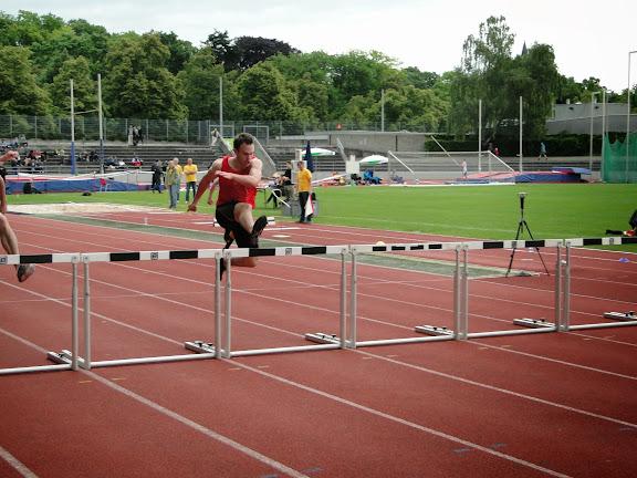 Hürden- und Sprint-Meeting in Basel