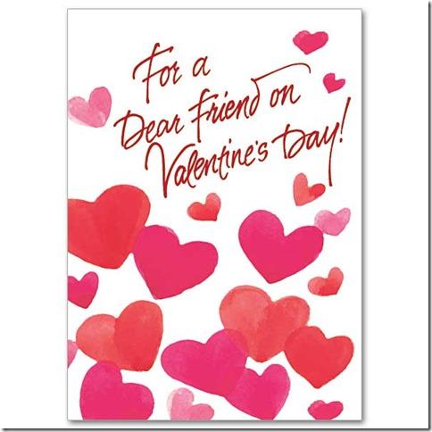 Dear Freind Happy Valentines