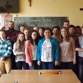 Spotkanie z autorem powieści fantasy - Bartłomiejem Juchą