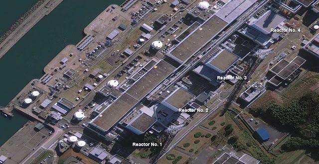 Vea el antes y el Despues del Tsunami de Japon