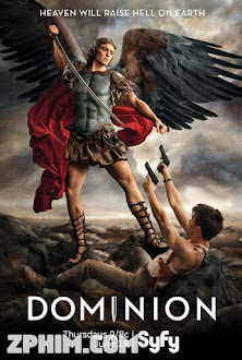 Ác Thần 1 - Dominion Season 1 (2014) Poster