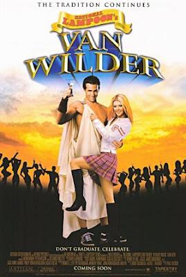 Van Wilder: Party Liaison Poster