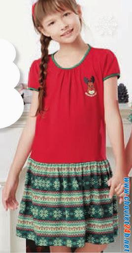 Váy trẻ em Sophie Fontina