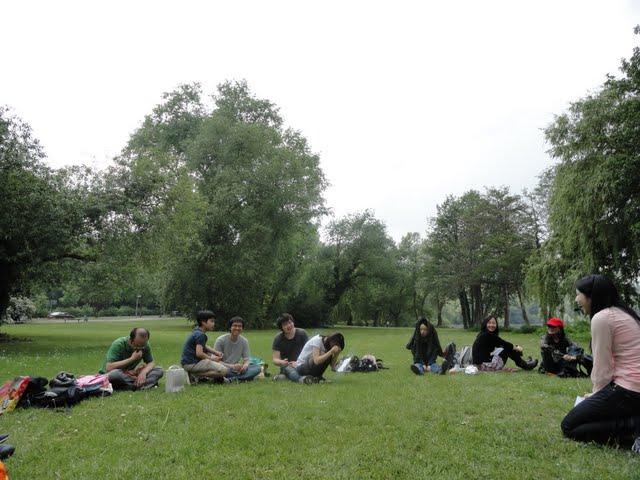 2011年青年團契郊遊活動