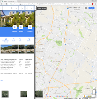 Google Maps display artifacts, using Chrome 54.0.2840.100-1.x86_64 on