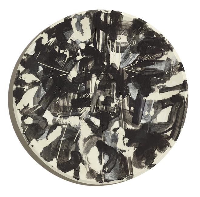 "<p> <strong>Study for Splendide-Hôtel E</strong><br /> Ceramic plate<br /> 13 ¼"" x 13 ¼""<br /> 2018</p>"