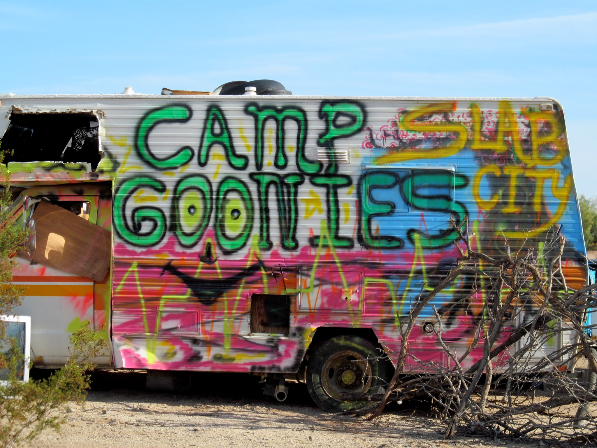Photo: Camp Goonies