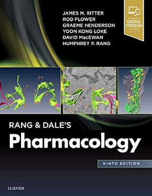 Rang & Dale's Pharmacology 9th edition pdf free download