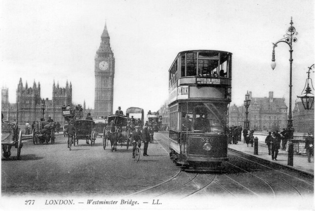 Westminster Bridge ~1900