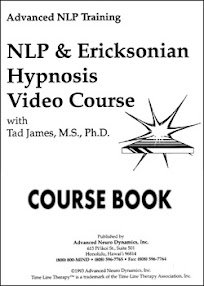 Cover of Tad James's Book Ericksonian Manual