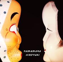 Photo: HIROYUKI「namamono」 CDジャケット試作09 2013.09