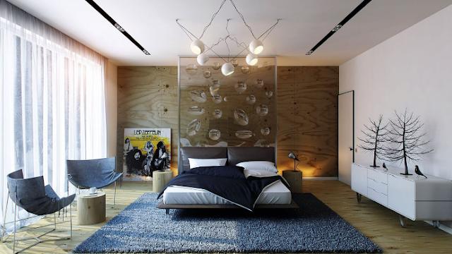 Điểm qua một số mẫu nội thất phòng ngủ hiện đại