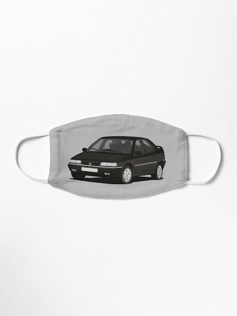 Citroën Xantia mask