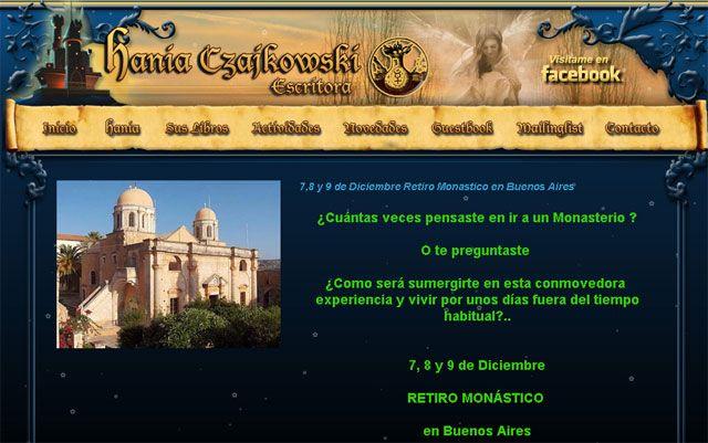 Curso de retiro paramasónico y new age en Argentina