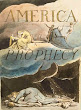 America Prophecy By William Blake