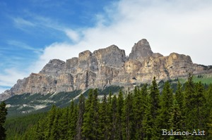 Banff_CastleMounitain