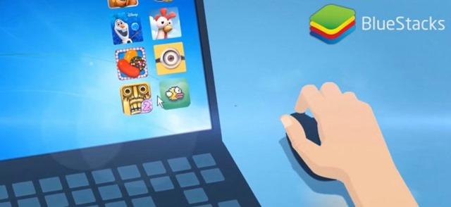 برنامج تشغيل برامج وألعاب الأندرويد على الويندوز BlueStacks App Player 2.2.20.6211