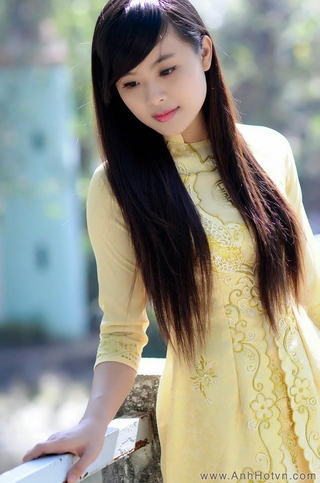 Bộ ảnh áo dài Việt P6