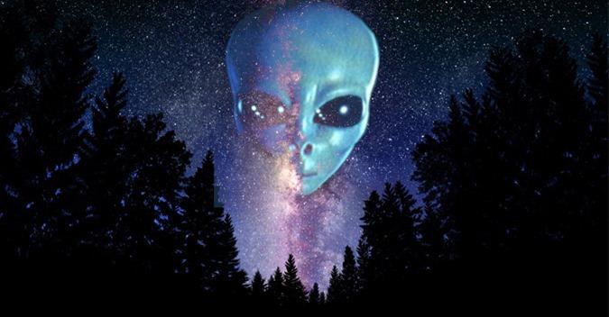 Aliens com grandes olhos negros mataram 23 soldados após o acidente com UFO