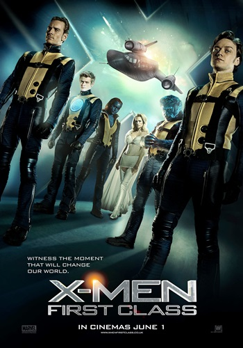 X-Men: First Class [Latino]