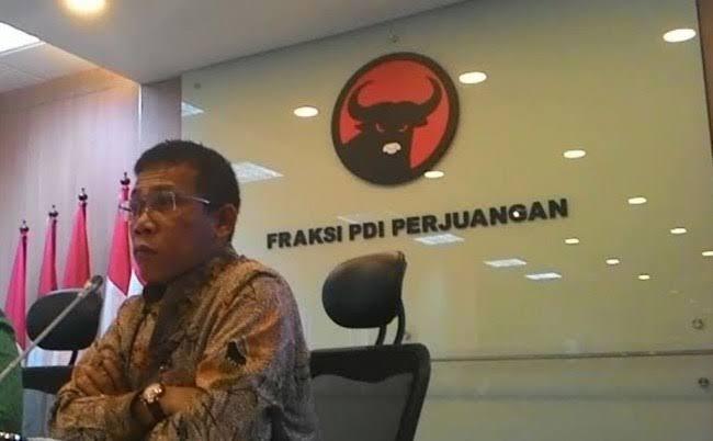 Insiden Penggeledahan Kantor DPP PDIP, Masinton: Tindakan KPK Ilegal