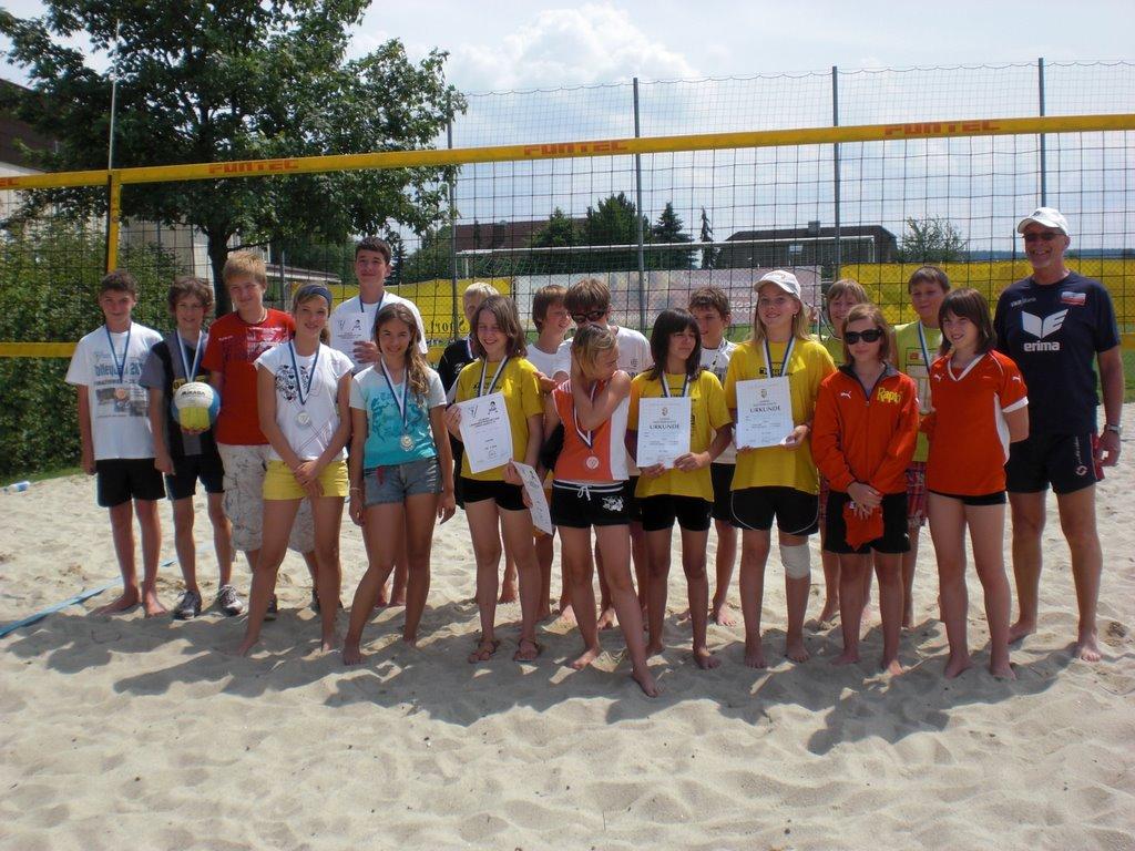 Beach-Landesmeisterschaft U14