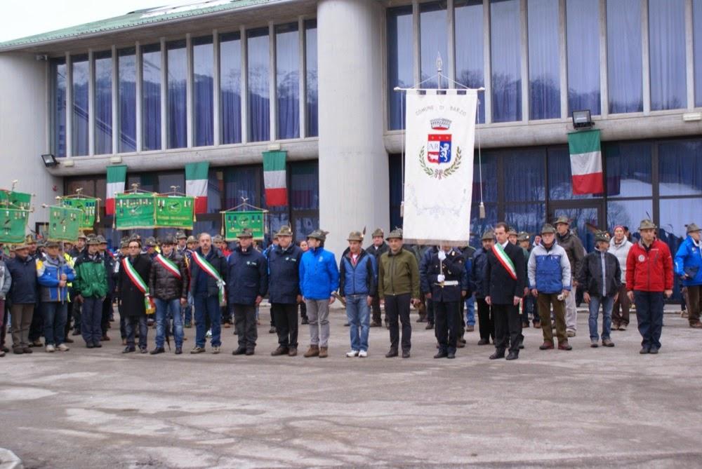 Campionato Nazionale ANA sci di fondo Piani di Bobbio - Campionati%2BNazionali%2BANA%2BBarzio%2Bapertura%2B14.JPG