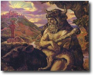 Veles, Gods And Goddesses 5