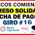 Bancos que ya han comenzado a transferir el Ingreso Solidario 16